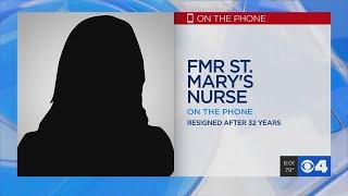 Local nurse resigns after bein…