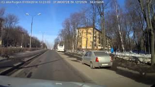 возможные отклонения от маршрутов ГИБДД Череповца