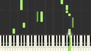 謝謝你的愛/Cảm ơn tình yêu của em - 劉德華/Lưu Đức Hoa | Piano tutorial