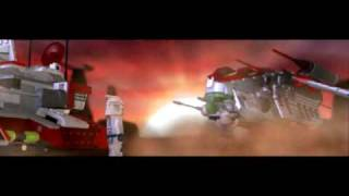 LEGO Star Wars: The Clone Wars Animated Comics Part 1