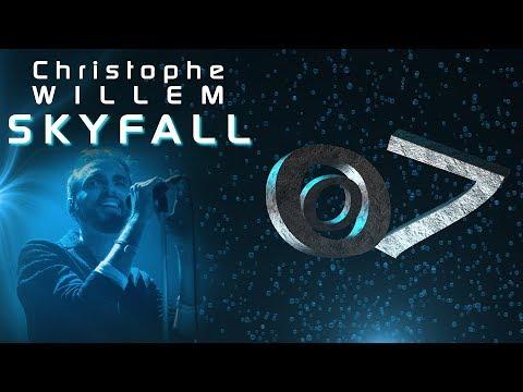 Skyfall - Christophe Willem et l'orchestre National de Lille - Live clip