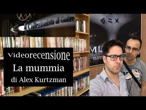 #106 Videorecensione: La mummia di Alex Kurtzman