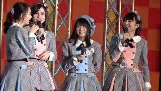 秋田イベント(その2) / 谷川聖ちゃんがソロで「桜の木になろう」を披露 ...