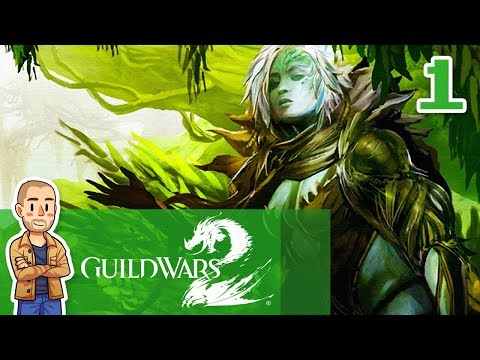 Guild Wars 2 Sylvari Gameplay Part 1 – Ranger – GW2 Let's Play Series