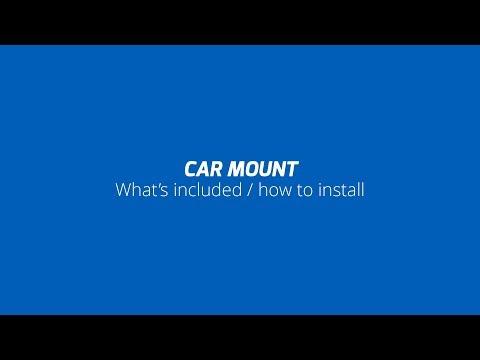 Quad Lock How To - Car Mount