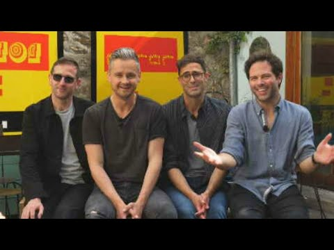 Encore! - Beloved British band Keane are back after a seven-year hiatus