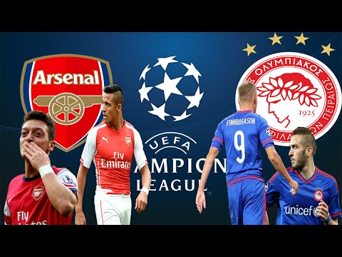 Arsenal vs. Olympiacos 2-3 ● We Keep On Dreaming ● UCL 2015