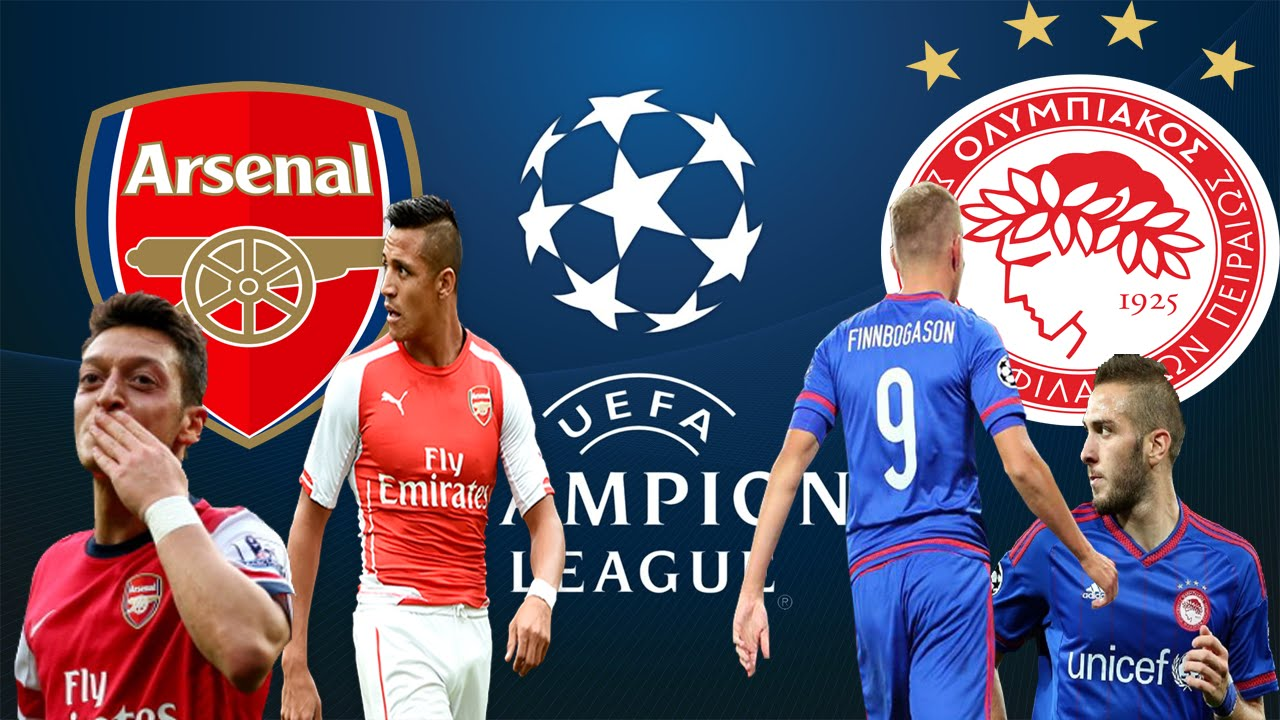 Arsenal Vs Olympiacos 2 3 We Keep On Dreaming Ucl 2015