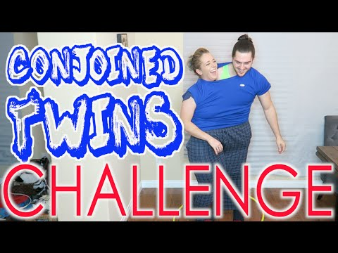Thumbnail: Conjoined Twin Challenge