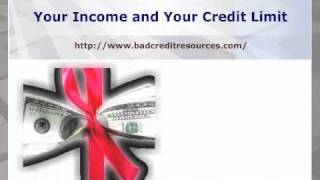 Get A Credit Card With High Credit Limit Even With Bad Credit