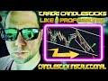 CRYPTO CANDLESTICK TRADING - YouTube