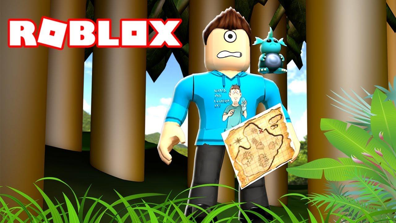 Escape The Jungle Puzzle Room In Roblox Microguardian Youtube