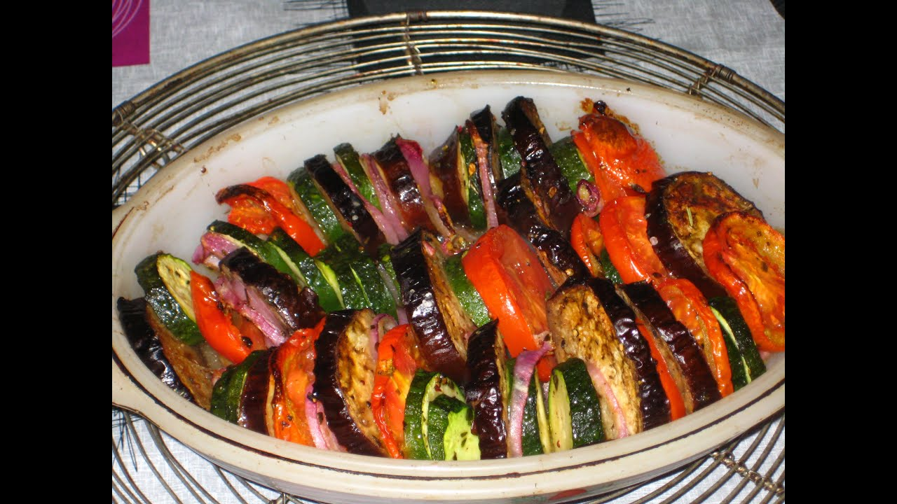 Recette Facile Du Tian Provencal tian provençale de légumes