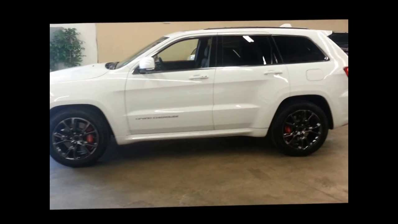 2014 jeep grand cherokee srt 8 from newcarscolorado youtube sciox Image collections