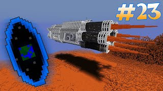 Портал На Марс!   Встретили Инопланетян - PORTAL #23