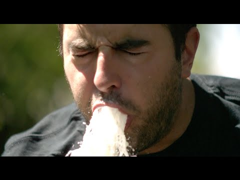 Slow Motion Vomit - The Slow Mo Guys