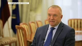 Президент ТПП Сергей Катырин о рынке товаров для детей в России