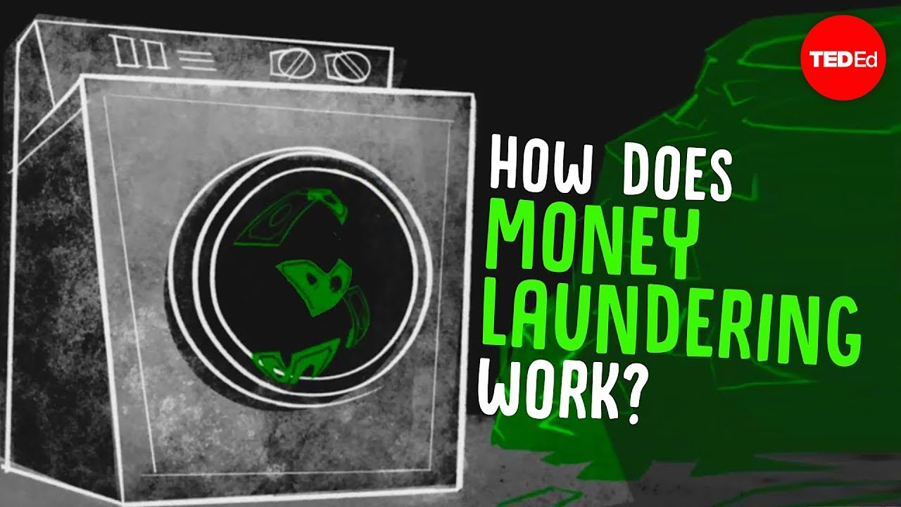 How does money laundering work? - Delena D  Spann