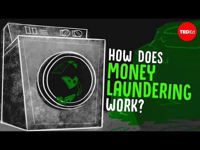 How does money laundering work? - Delena D. Spann