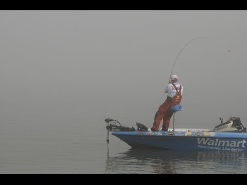 Reeltime Report: Sam Rayburn Reservoir, Day 2