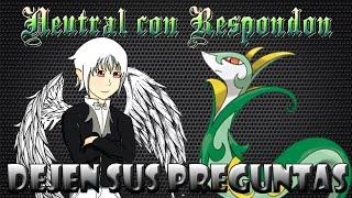 Aviso Importante  - Sección de preguntas abierta (#NeutralConRespondon) + Expo anime salón caracol