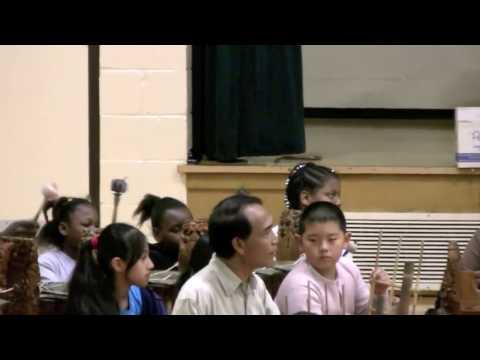 King School Childrens Balinese Gamelan World Music Concert 11410