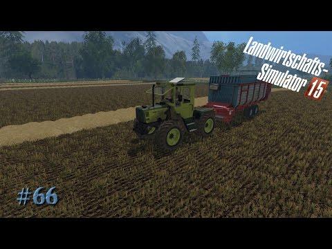 Landwirtschaft-Simulator 15 | Ogf Bayern | #66 | LS Gold Addon - Map Sosnovka - Fahrzeuge einsehbar