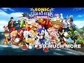 [SK ~INSTRUMENTAL~] Sonic & Sega All-Stars Racing - So much more (Bentley Jones) [WATCH IN HD]