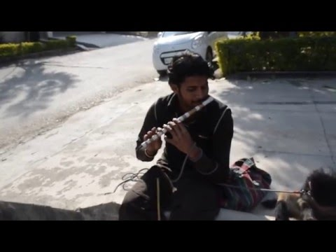 Tajdar E Haram Flute Tune - Hidden Talent - Atif Asalm