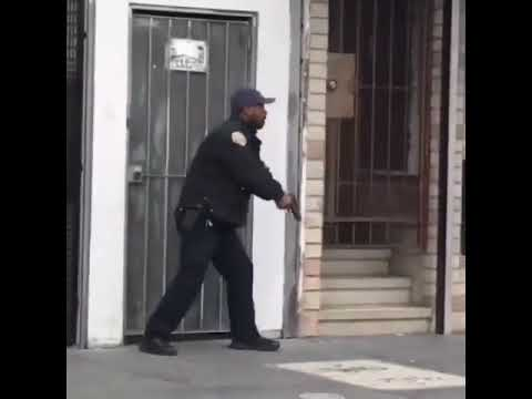 San Francisco Police Officer and 5 Others Shot on Amazon Avenue