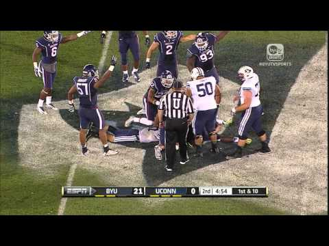BYU Vs UConn Game Highlights And Stats