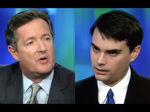 Ben Shapiro DESTROYS Piers Morgan on Gun Control 01-09-13