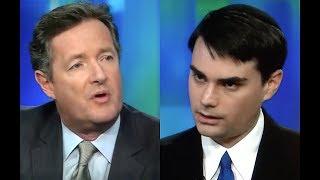 Ben Shapiro DESTROYS Piers Morgan on Gun Control 01-09-13