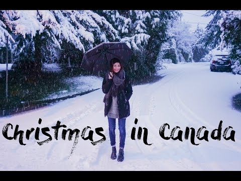 CHRISTMAS IN CANADA | Year Abroad