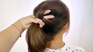 Прическа на короткие волосы Прическа на каждый день