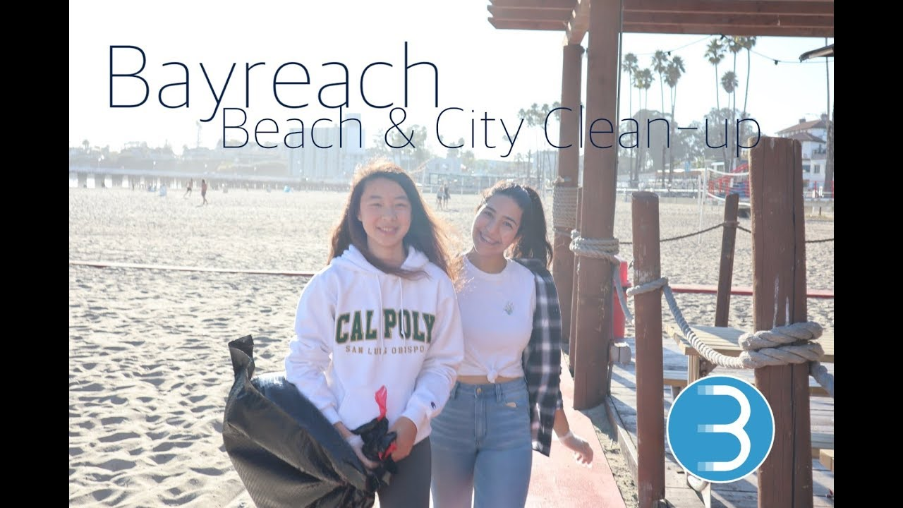 Bayreach Beach Clean-up