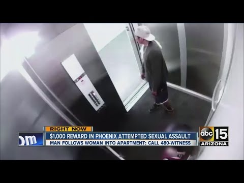 Woman dragged into bedroom by stranger who followed her into apartment complex