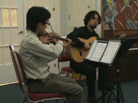 SoBe Music Institute - Come Again by John Dowland ...
