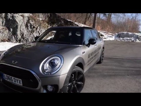 MINI Cooper Clubman Review (2016)