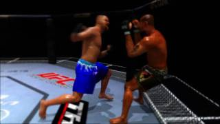 UFC 2009 Undisputed E3 2007 Trailer HD