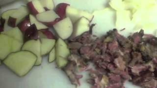 Homestyle Green Beans & Potato Side Dish