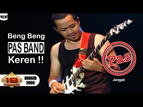 PAS BAND - JENGAH (LIVE KONSER BANJARMASIN 2006)