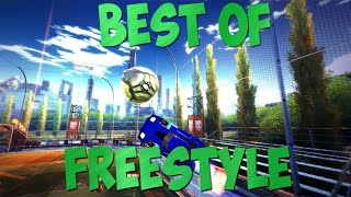BEST OF FREESTYLE #2 ( Freestyle Goals, Funny Moments, Fails...) | ROCKET LEAGUE [FR]