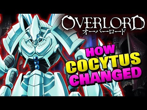 Who Is Cocytus Part 2 | OVERLORD Cocytus' Character Arc Explained