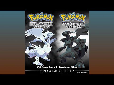 Pokémon: Black & White - Accumula Town (Piano + Drums Mix)