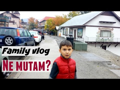 Ne mutam in Germania? Family vlog Oct 10/2016