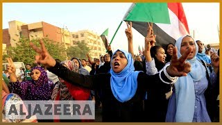 Demonstrators in Sudan demand justice for army crackdown victims
