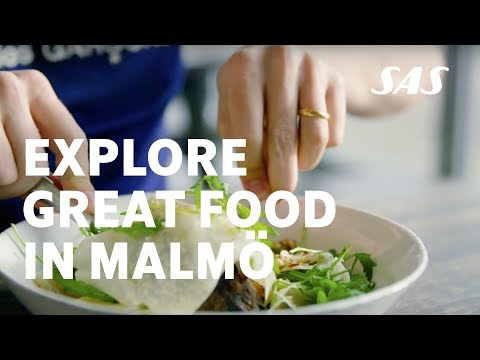 Malmö Travel Guide: The best restaurants, the best bars and the best food | SAS