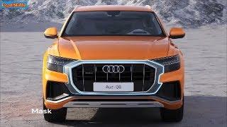 2019 Audi Q8 - обзор!!