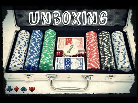 Jogo fichas poker